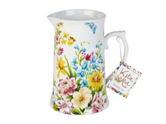 Кувшин Katie Alice ENGLISH GARDEN d12 см, h18,5 см (JUG3671)