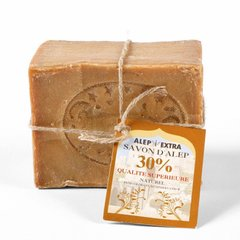 Алепське мило La Maison du Savon Marseille ALEPPO SOAP - 30% OF LAUREL OIL 200гр. (M12012)