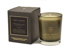 Ароматична свічка True Grace CANDLE 40H № 67 Portobello Oud MANOR арт: CLA-M-67