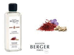 Наполнитель (Лампа Берже) Maison Berger ÉPICES INTENSES / INTENSE SPICES 500мл. (115366-BER)