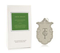 Ароматическое саше (5шт.) True Grace SCENTED LEAVES 5PCS № 73 English Meadow VILLAGE арт: CLE5-V-73