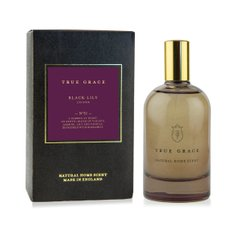 Интерьерные духи True Grace ROOMSPRAYS 100 мл. № 51 Black Lily MANOR арт: HSC-M-51