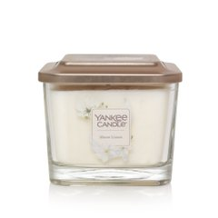 Ароматическая свеча Yankee Candle ELEVATION MEDIUM 38H Sheer Linen (1591082E)