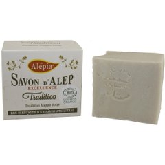 Алеппское мыло Alepia EXCELLENCE ORGANIC TRADITION 1% - 190g (AR0402)