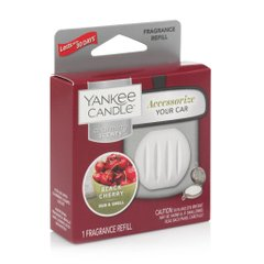 Арома-картридж для авто Yankee Candle CHARMING REFILL Black Cherry (1593349E)