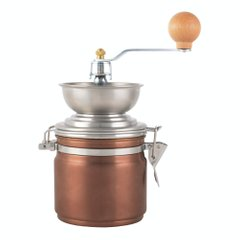 Кофемолка ручная La Cafetiere STAINLESS STEEL COFFEE GRINDER, COPPER, в коробке (5164825-CRT)