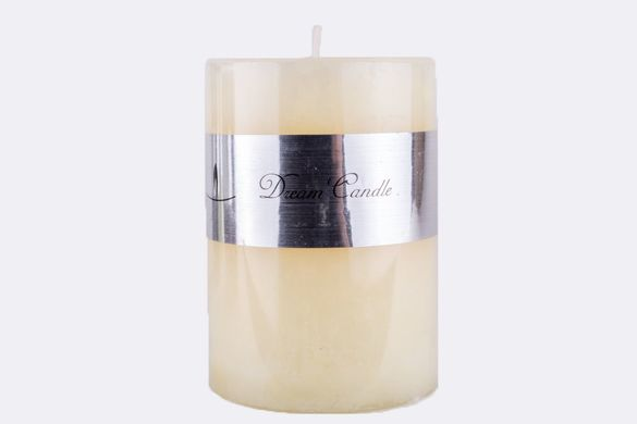 Свеча BOLTZE CANDLE 3ASS grey colour-mix 7079400-BZ H10 D7CM, серый