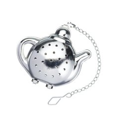Заварник (ситечко для чая) Le'Xpress STAINLESS STEEL NOVELTY TEAPOT TEA INFUSER, в коробке (KCLXNOVTEAPOT)