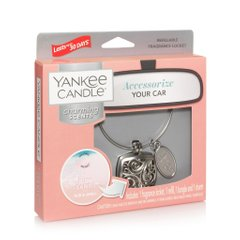 Ароматизатор для авто Yankee Candle CHARMING SQUARE Pink Sands (1578766E)