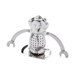 Заварник (ситечко для чая) Le'Xpress STAINLESS STEEL NOVELTY TEA INFUSER, MONKEY DESIGN, в коробке (KCLXMONKEY)